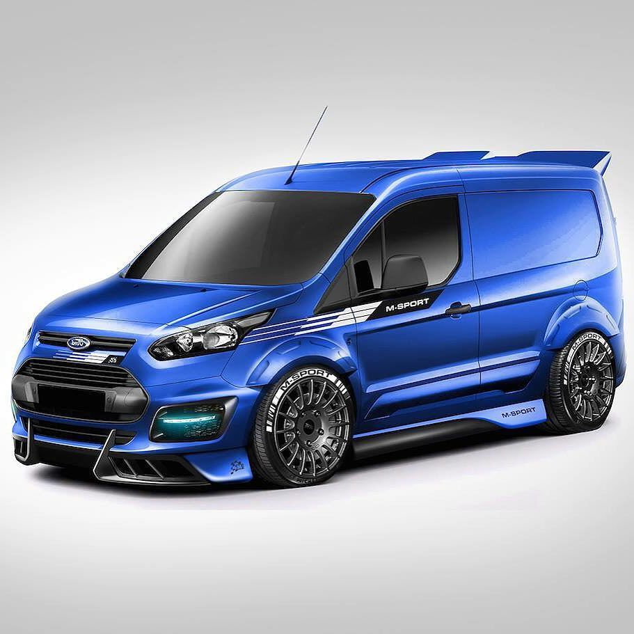 Nice Render This Rsdirect Ford Tourneo Connect Autos Und Motorrader Autos