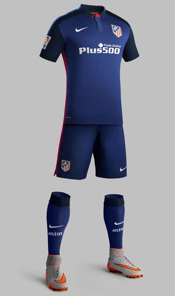 c36456b67c4 Atlético Madrid 2015-16 Nike Away Kit
