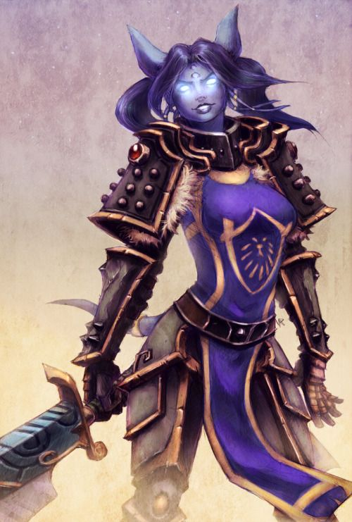 Lets share our favorite Warcraft fan-art! - Page 158