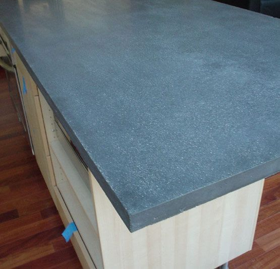 Modern Diy Concrete Countertops Diy Concrete Countertops