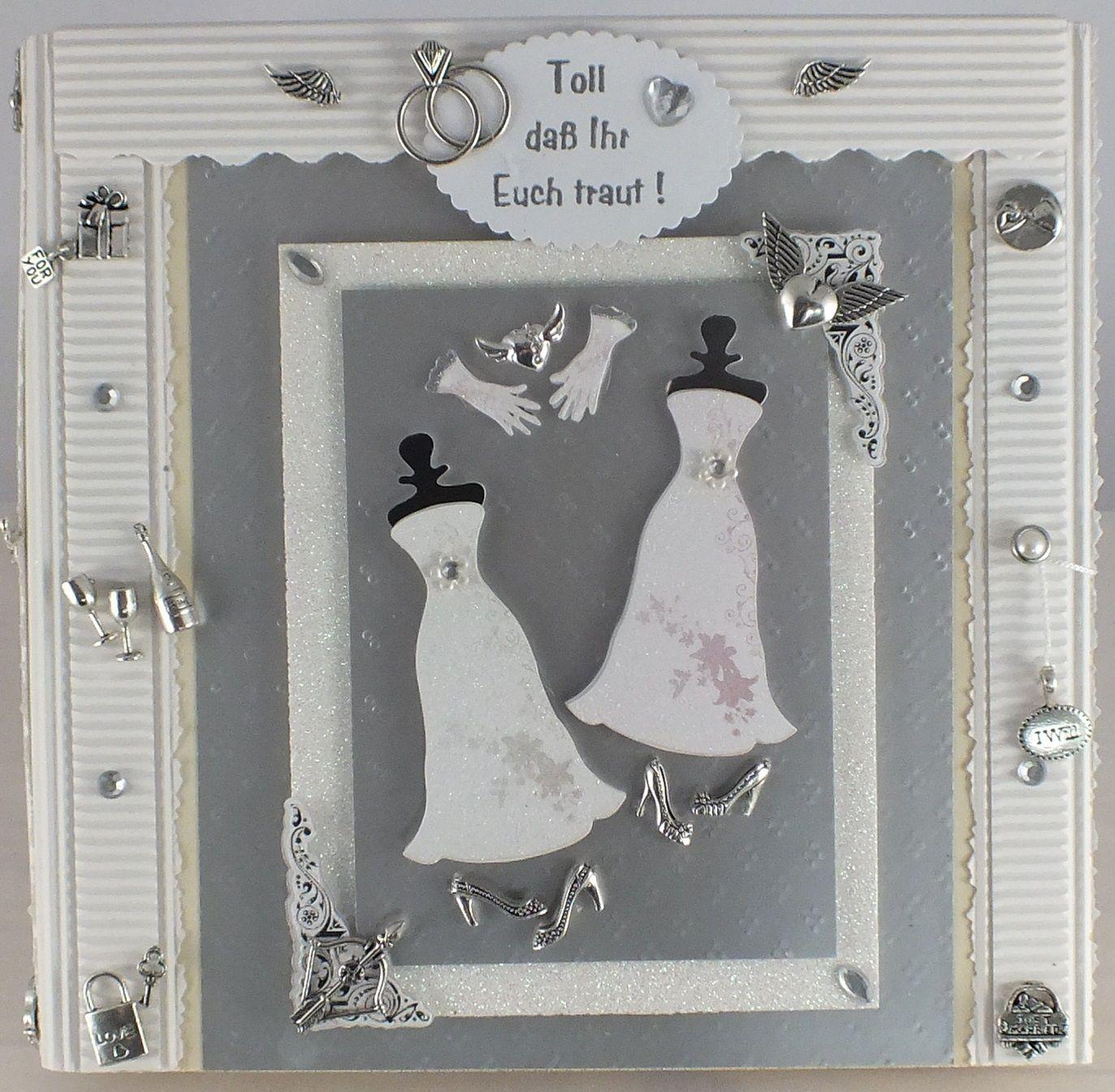 Hochzeitskarte Fur Frauen Lesben Hochzeitskarte