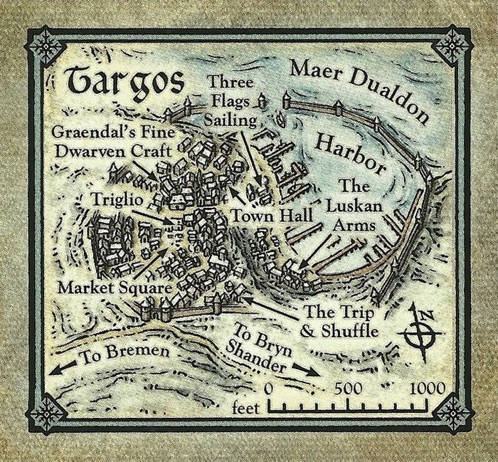 Icewind Dale Targos Maps Pinterest Fantasy map RPG and