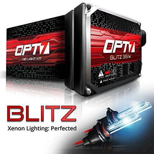 Introducing Opt7 35w Xenon Hid Conversion Kit 2008 Mercedesbenz Sl H7 8000k Ice Blue Get Your Car Parts Here And Follow With Images Hid Bulbs Recessed Light Conversion Kit