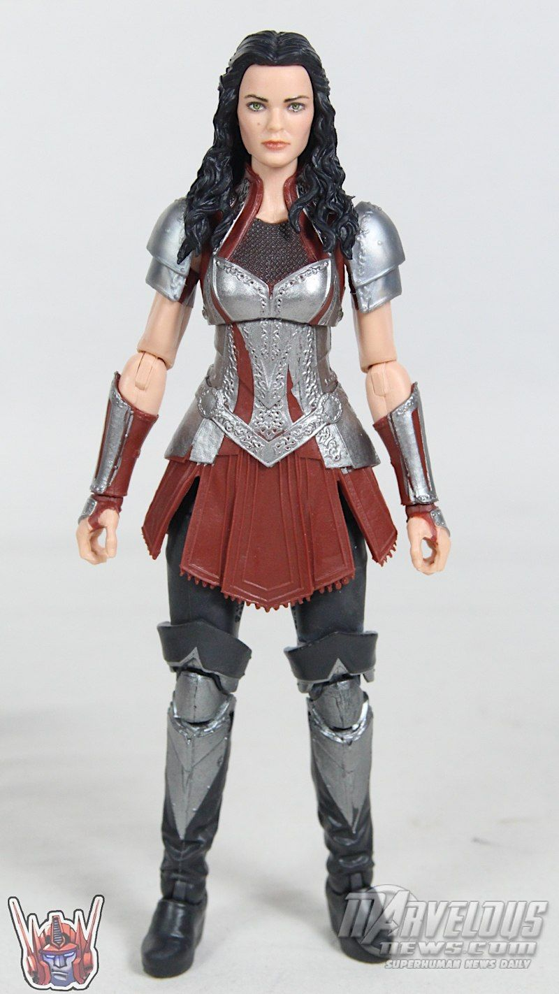 Marvel Legends Studios First 10 Years The Dark World THOR /& SIF