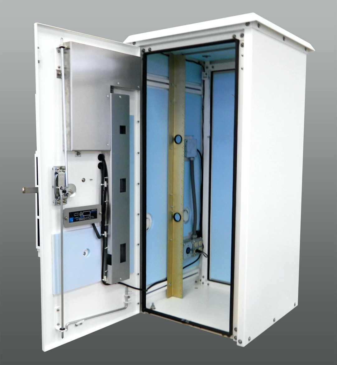 Outdoor Tankless Water Heater Enclosure Designs
