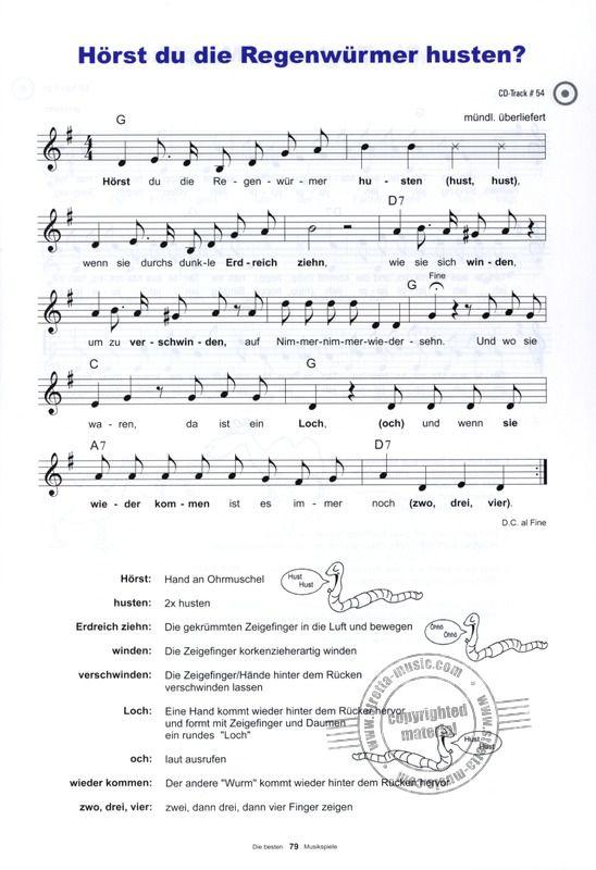 Die 170 besten Musikspiele von Vollmann, Rainer | im Stretta Noten Shop kaufen – Madlen Fritz