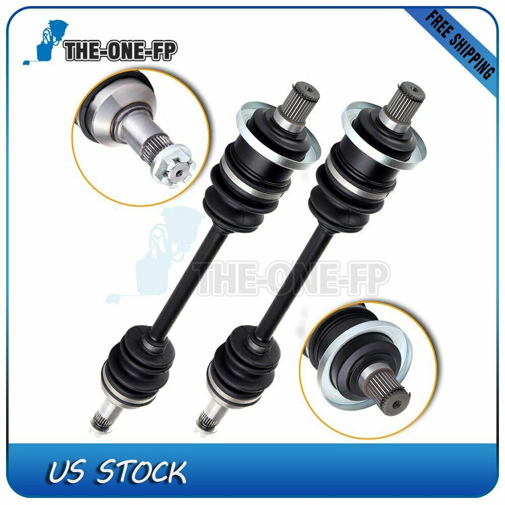 Rear Passenger Driver Side CV Axle For Yamaha Grizzly 700 07 08 09 10 11 12 13