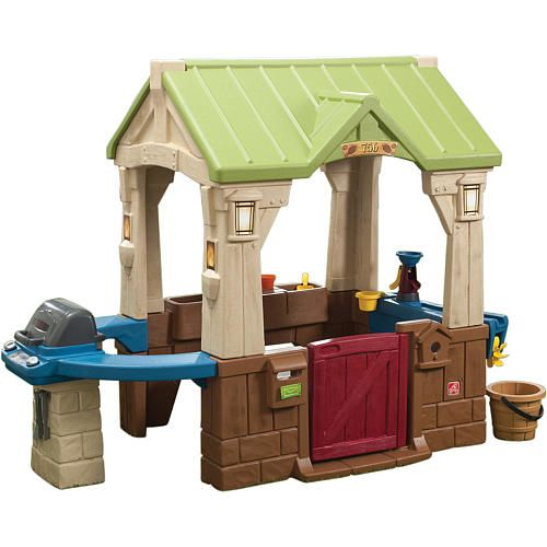 Step2 Great Outdoors Playhouse Step 2 Toys R Us Play Houses Outdoor Play Equipment Outdoor