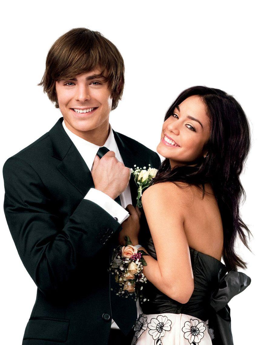 Troy and Gabriella | High school musical, High school