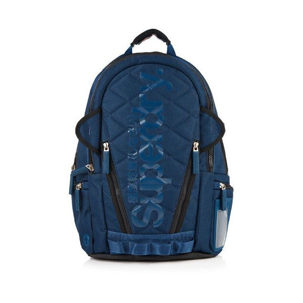 Superdry Quilted Tarp Backpack (€71) ❤ liked on Polyvore ... : superdry quilted rucksack - Adamdwight.com