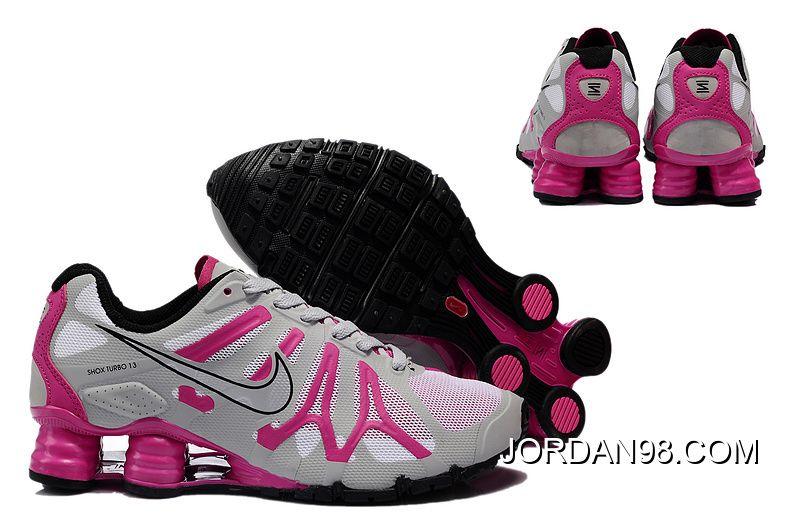 Women Nike Shox Turbo 13 Running Shoe