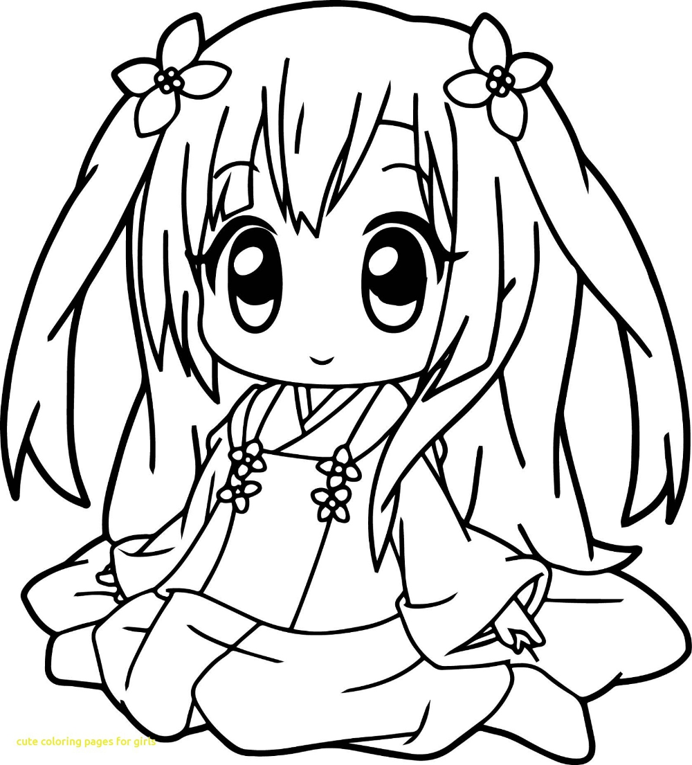 Cute Anime Coloring Pages Printable Shelter In 2020 Cute Coloring Pages Puppy Coloring Pages Cat Coloring Page