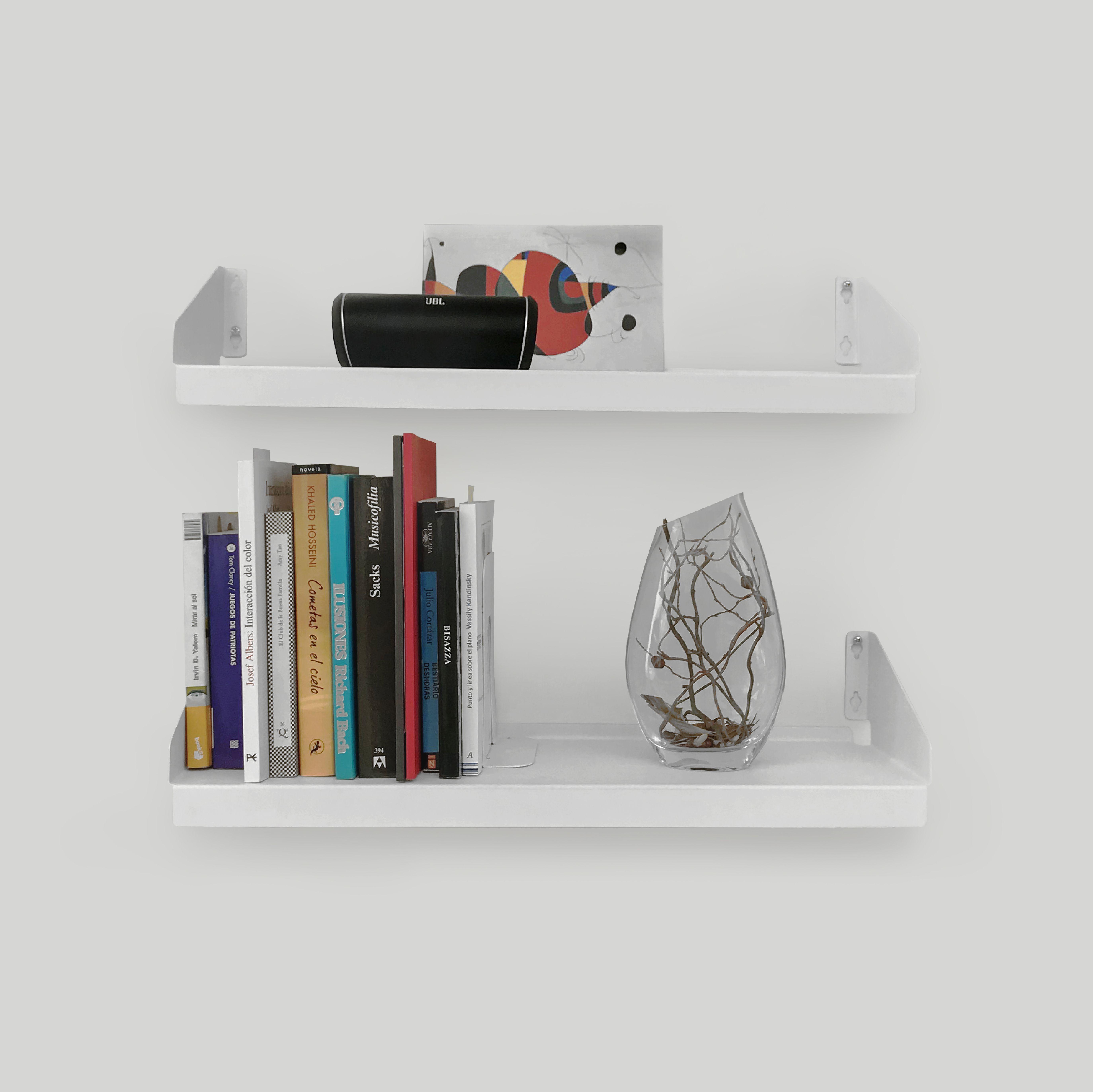 Sabias Que El Primer Producto Que Diseñamos En Muett Fue El Estante Fit Floating Shelves Shelves Home Decor