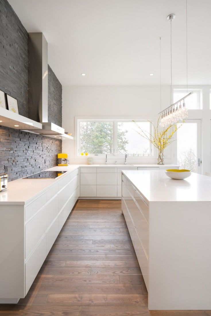 Best White Kitchen Cabinet Ideas 2021 | Modern kitchen ...