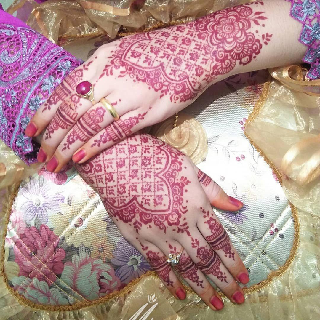 Alhamdulillah Henna Wedding Dewi At Dewioktaviya Lokasi Air Putih