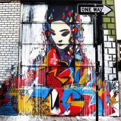 #streetart #hush