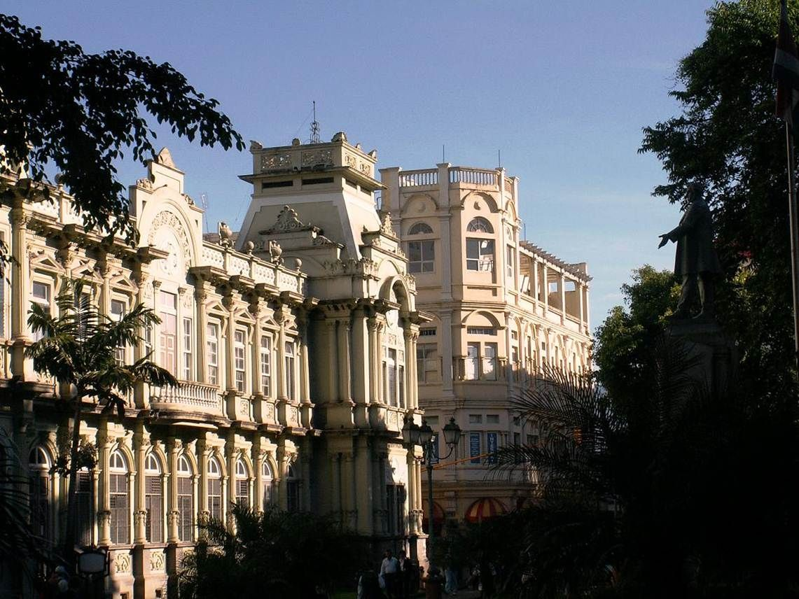 Otro detalle del bellìsimo edificio de Correos y Telégrafos