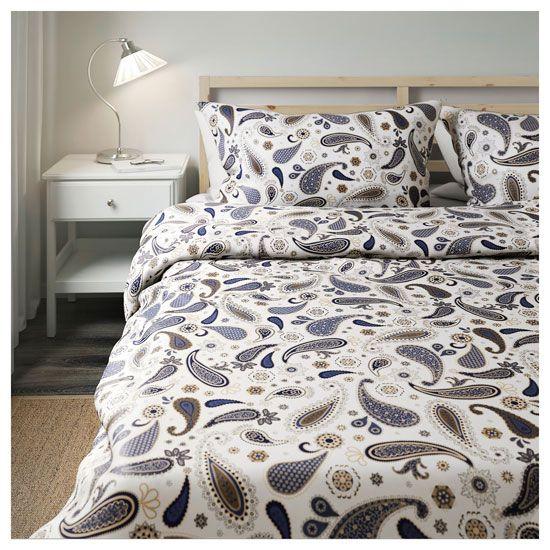 IKEA DUVET COVER Nautical Quilt Cover 2