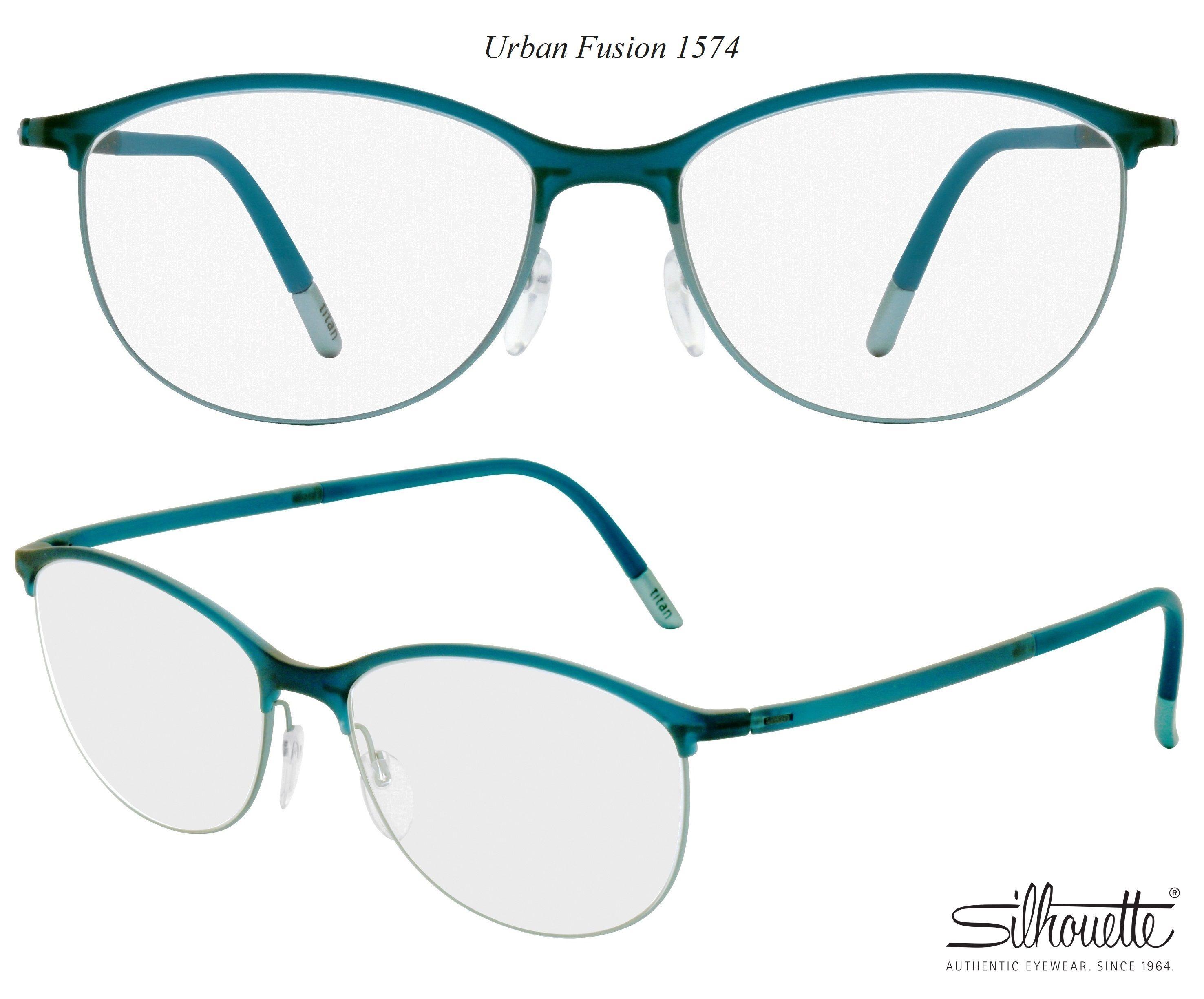 a480f99d7d8d Silhouette Urban Fusion Fullrim 1574 40-6060/Teal Eyeglasses Fashion Eyewear  Women's/Unisex SPX+ Titanium #Silhouette #UrbanFusion #SilhouetteEyewear ...