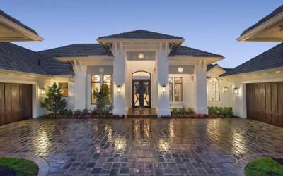 Plan 66359WE: Super Luxurious Mediterranean House Plan