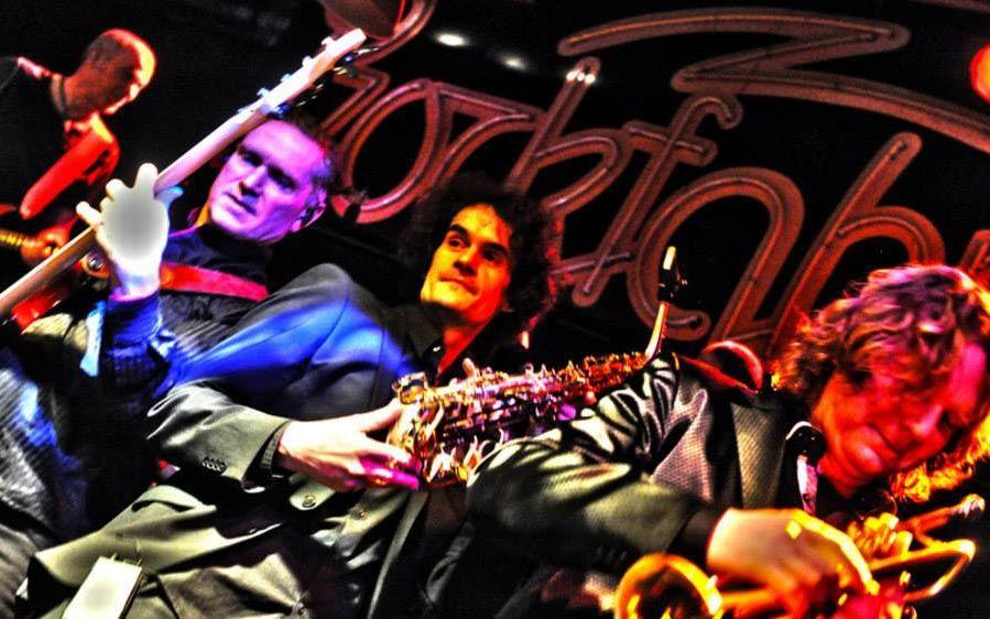 www.saxophonliveevents.de Saxophon