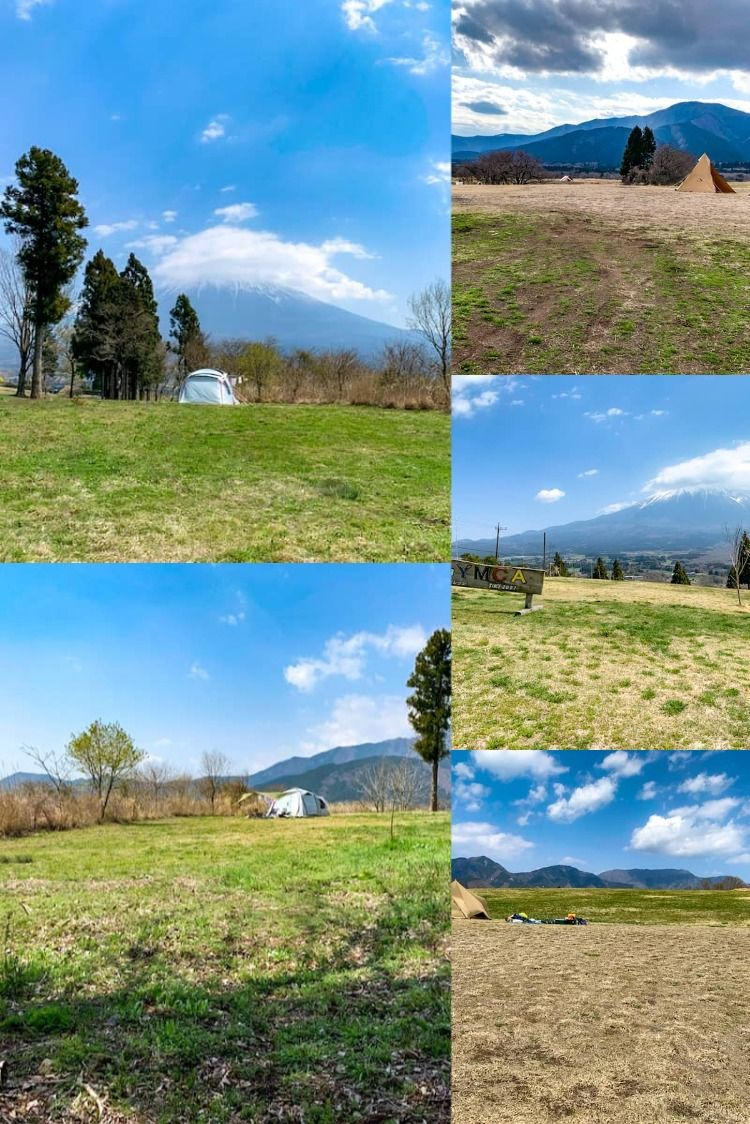 富士山 ymca グローバル エコ ヴィレッジ
