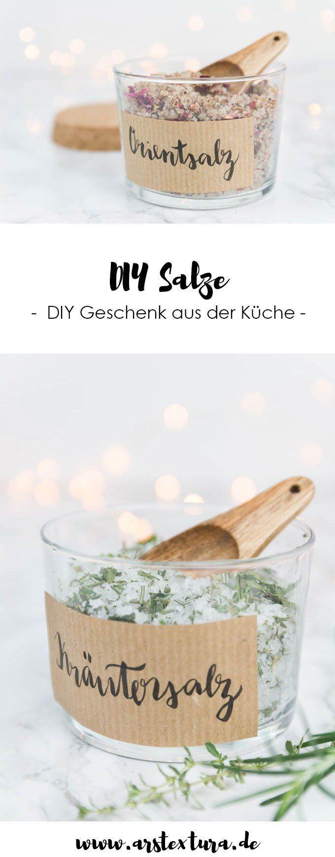 Photo of DIY Kräutersalz selbst ars textura – DIY Blog