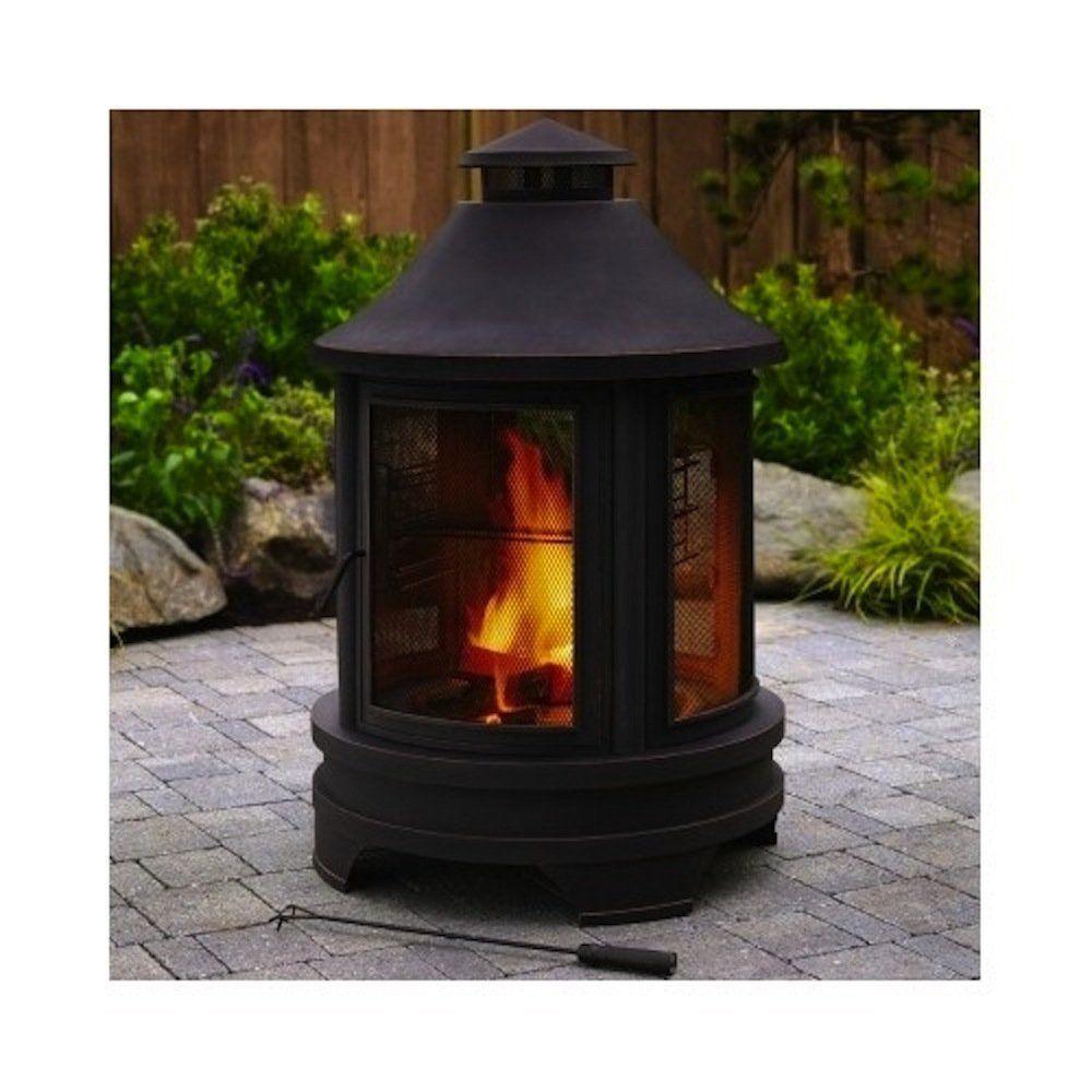 Fire Pits Uk Sale Part - 35: #1 Garden Fire Pit Logs In A Modern Outdoor Firepit Brazier UK Design On  Sale