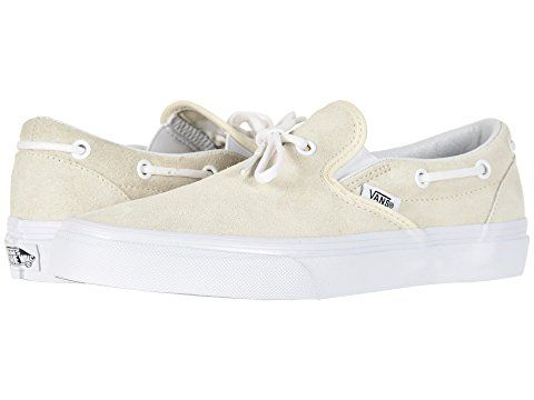 Vans Lacey 72 (Suede) Leather Lace Classic White nike air  nike air