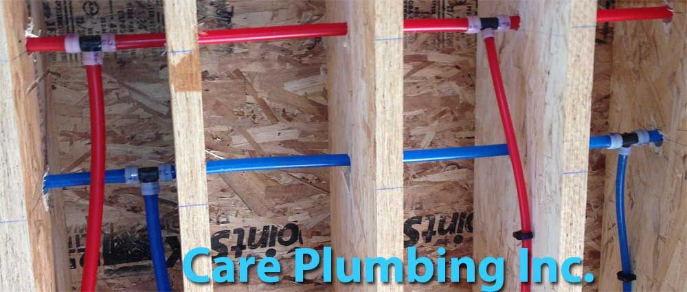 Repiping With Pex Plumbing Pipes