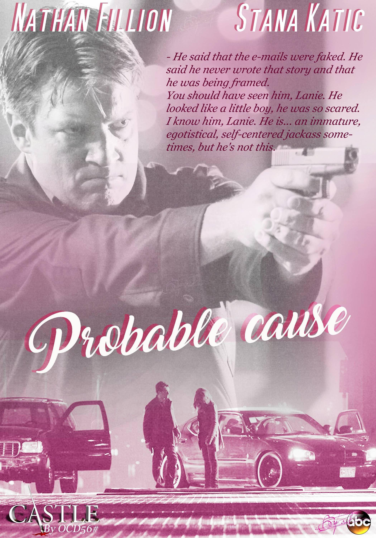 0 505 Probable Cause Caskett Castle Tv Shows Castle Tv Castle Tv Series
