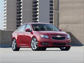 Arguably The Quietest Most Comfortable Compact Sedan On The