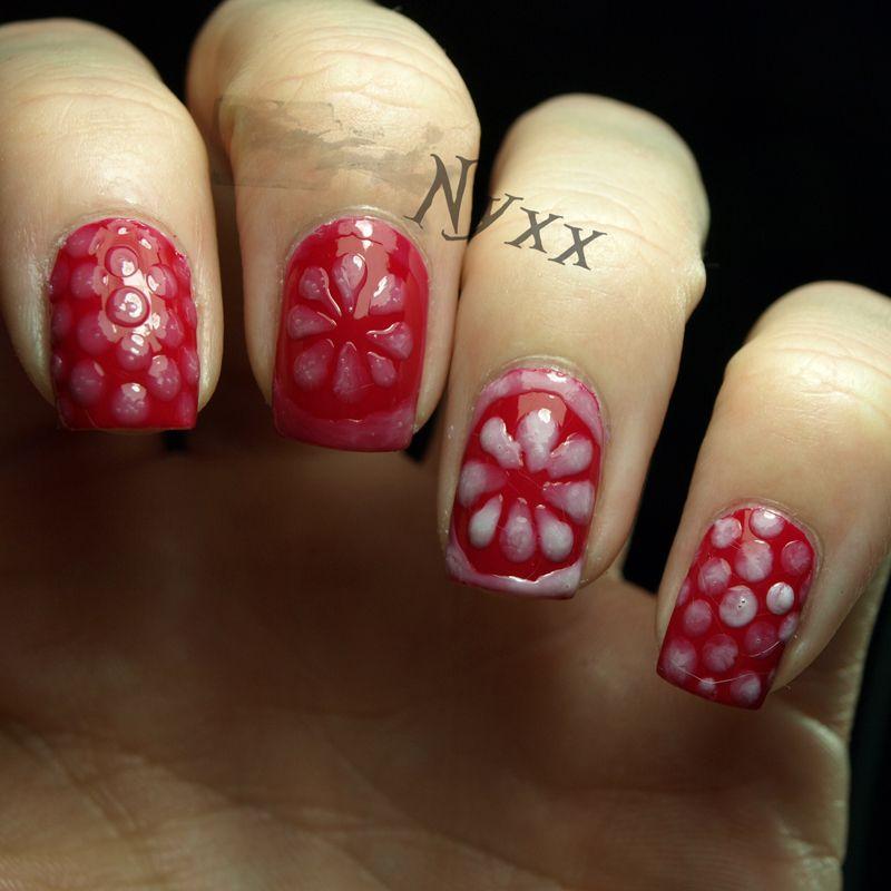 RainPow Nails: Candy ~ Himbeerbonbons