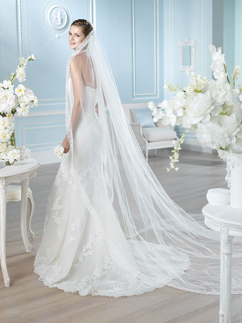 Vestido de novia, modelo Haian de St. Patrick 2014 www