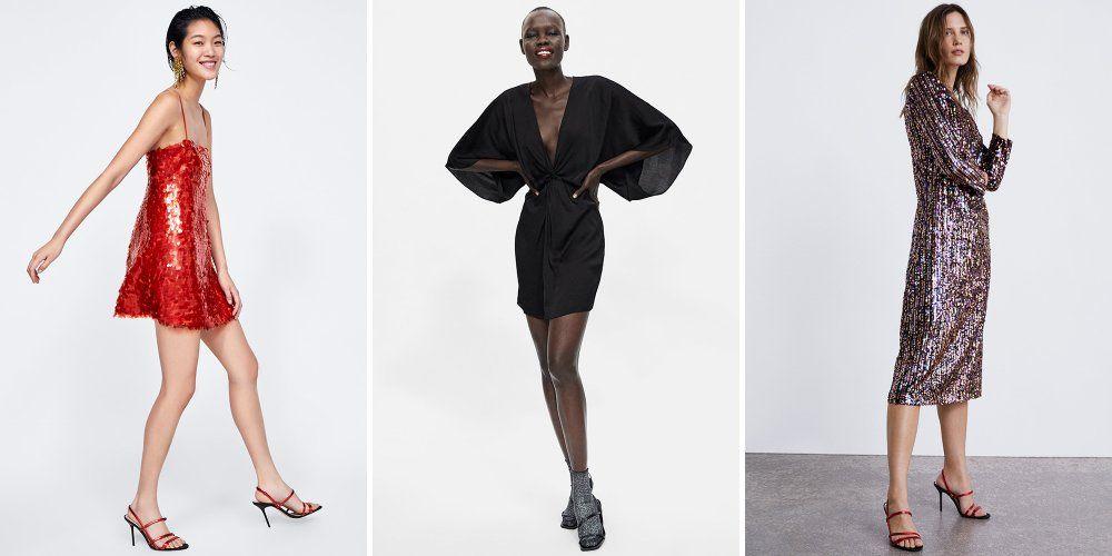 20 robes de soirée à shopper chez Zara (avec