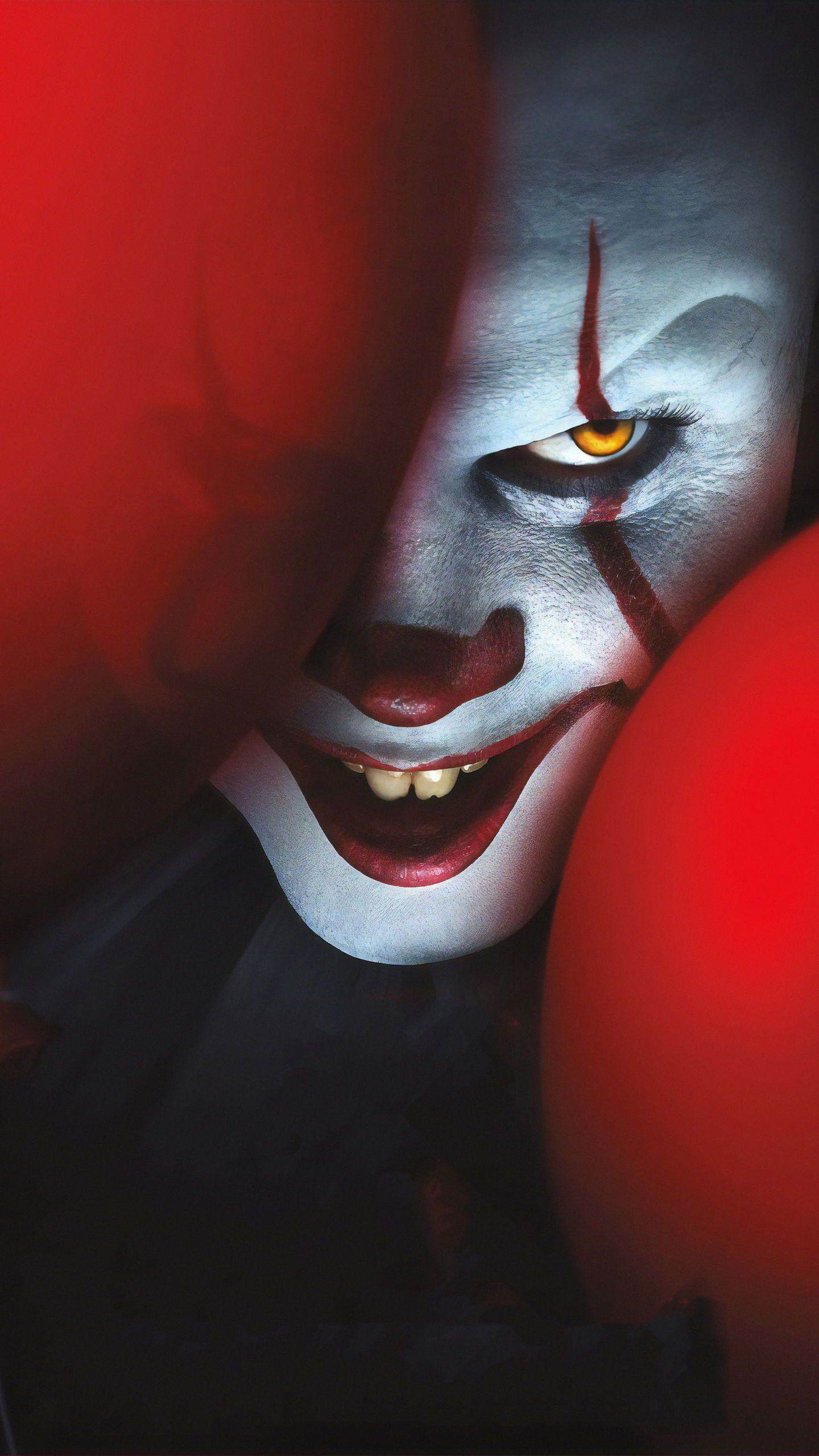 It Chapter Two Review Less Scary More Funny Warner Bros Pennywise Stephen King Horror Movie Review Joker Hd Wallpaper Pennywise The Clown Creepy Faces