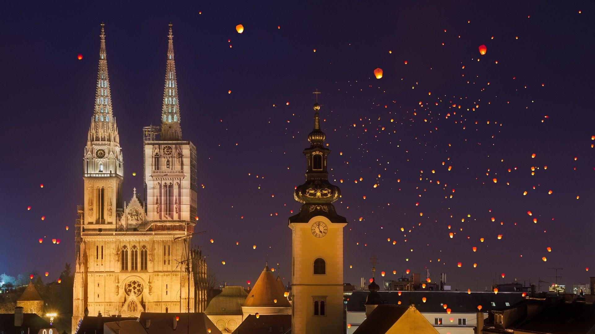 Croatian National Tourist Board Your Sunniest Vacation Yet Croatia Tourism Zagreb Croatia