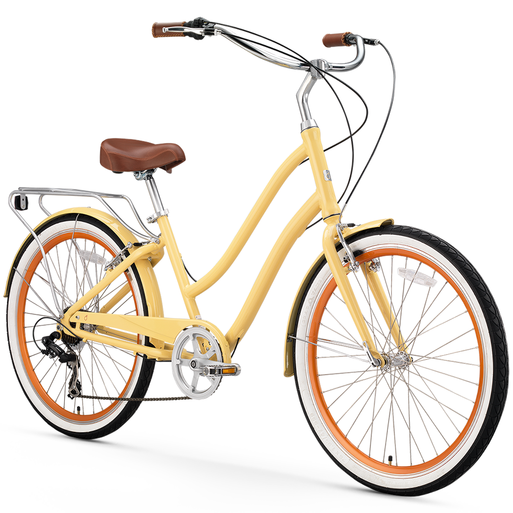 Customizer Hybrid Bicycle Hybrid Bike Cruiser Bicycle