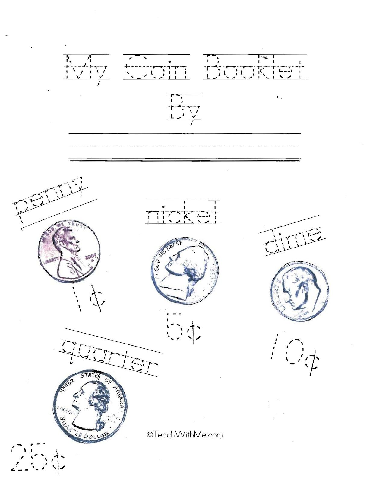 My Coin Booklet