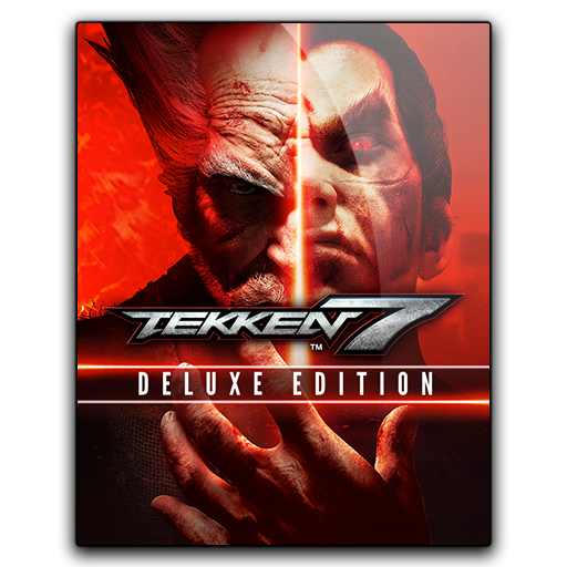 Icon Tekken 7 by HazZbroGaminG | Tekken 7 | Tekken 7, Game