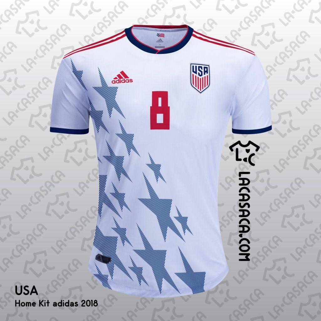 best website 56ae4 0be1b Diseñamos camisetas para Selecciones de todo el mundo, al estilo de adidas  2018.