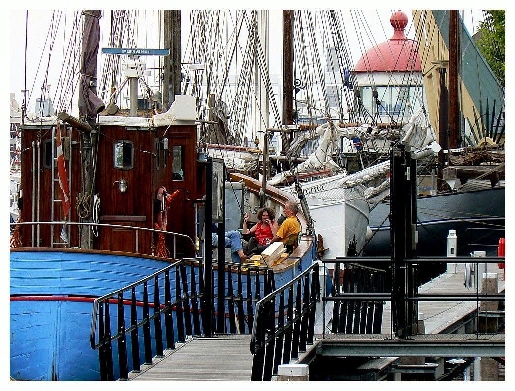 Oude Haven-Vlaardingen