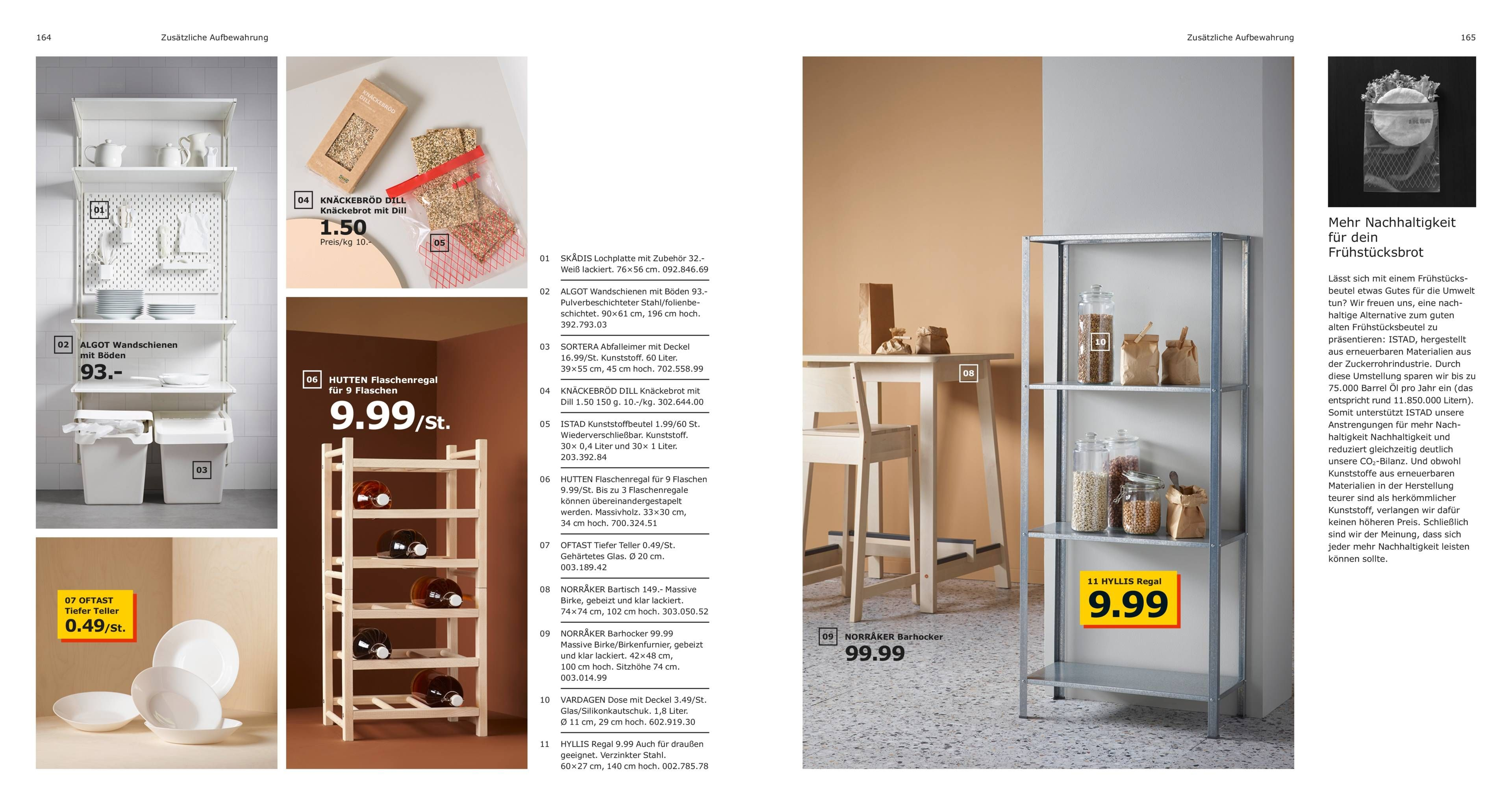 Küche - IKEA Katalog 2019 | Altbau | Ikea, Ikea küche und ...