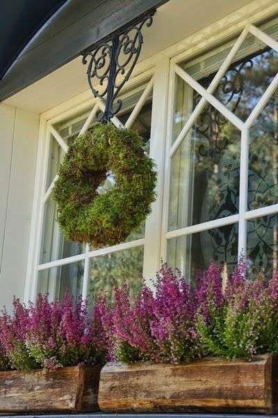 Photo of Decorazioni autunnali per finestre