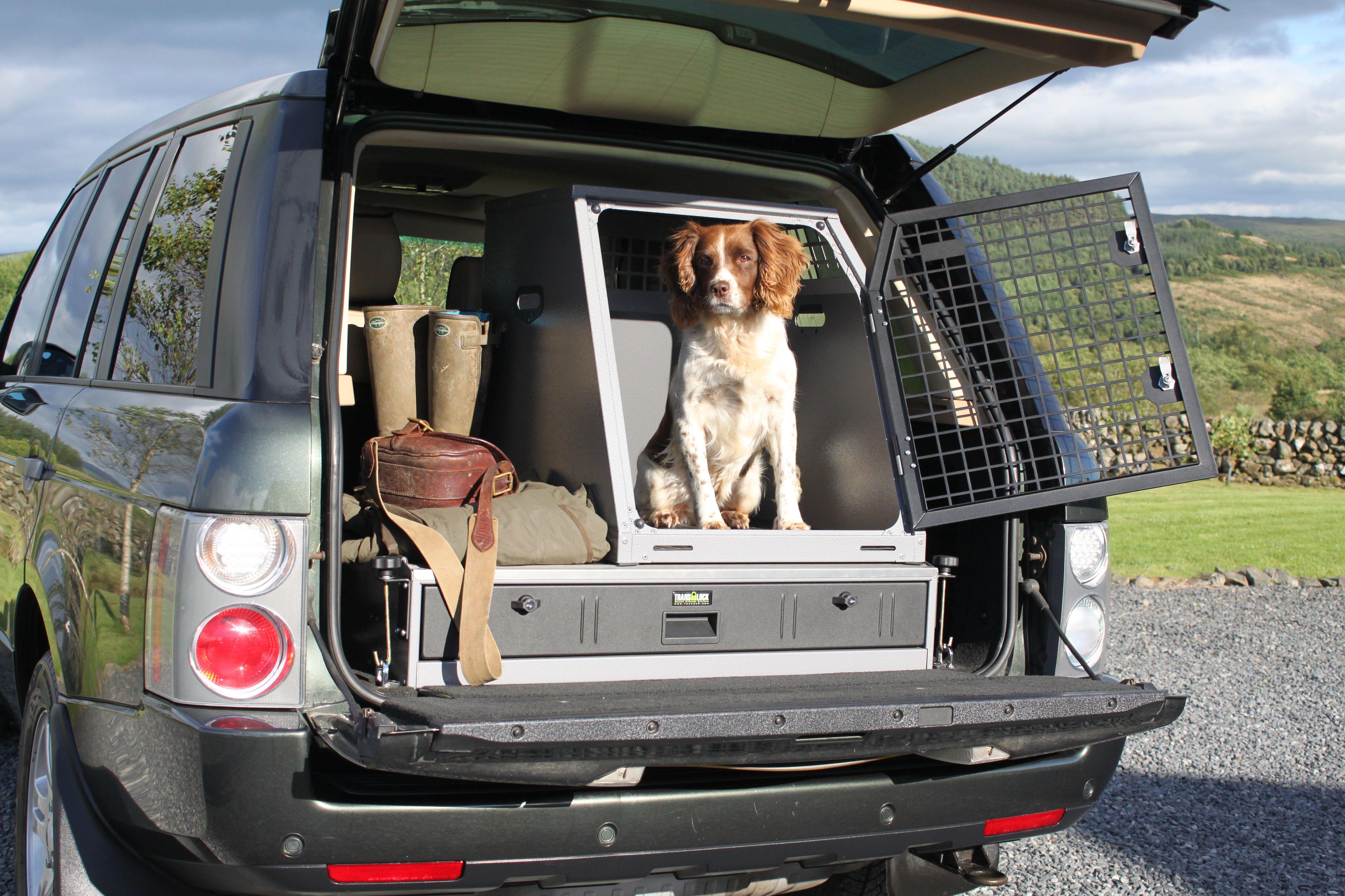 Transk9  Btl1 Secure Storage Unit With Transk9  B23 Dog