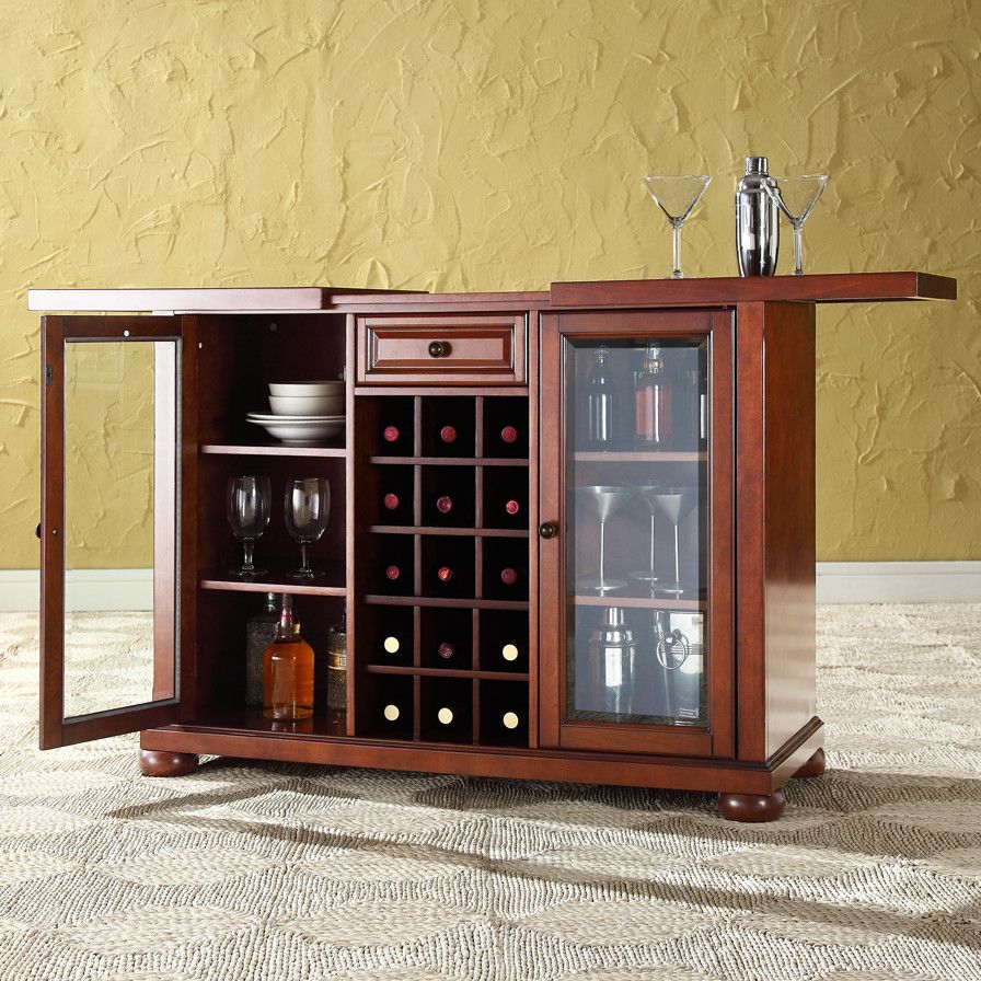 You 39 Ll Love The Pottstown Bar Cabinet With Wine Storage At Wayfair Great Deals On All