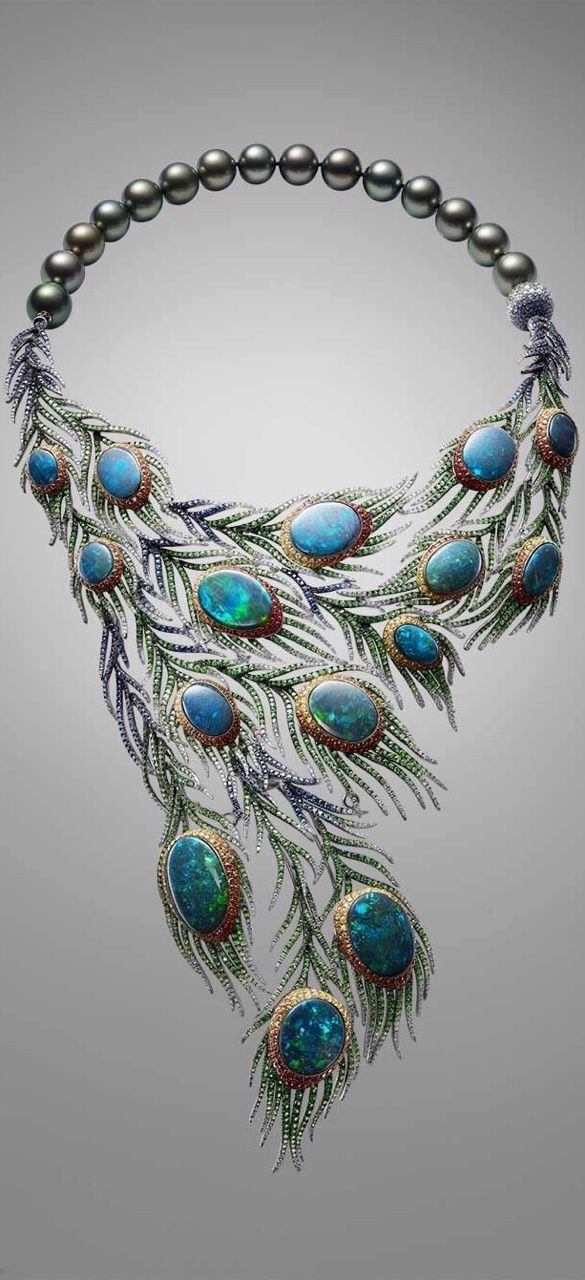 Haute tramp photo beautiful peacock feather necklace beautiful jewelry in 2019 jewelry - Beautiful peacock feather ...