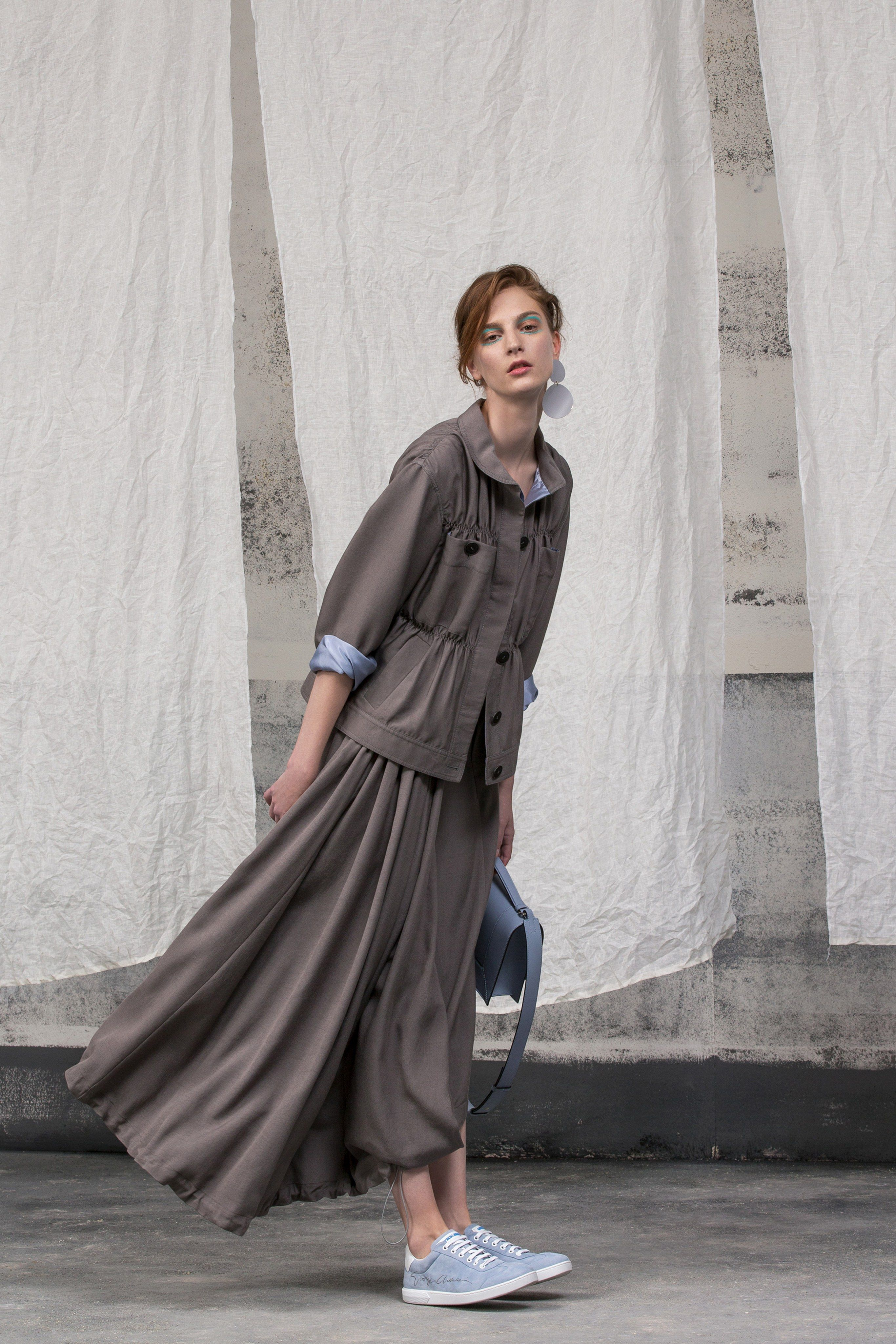 9ead0ecc2805 Giorgio Armani Resort 2019 Fashion Show | Resort 2019 Fashion ...