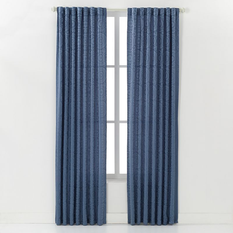 Spencer Elaine Suzani Curtain,