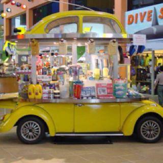Vw store   VW - Strange & Fun   Weird cars, Vw parts, Food vans